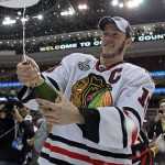 NHL: Shooting My 1st Finals &#8212; &#8216;Hawks Capture Cup!