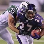 NFL: Ravens Slip by Jets