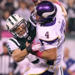Jets Win; Favre Sets Record; Hydrophobia Gets Tested!