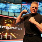 A Day with the UFC's Brock Lesnar