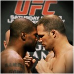 UFC 130 Weigh-In Photos