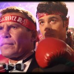 Chavez Jr. Follows in Father's Footsteps