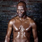 Cover Shoot with Bernard Hopkins
