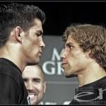 UFC 132: Cruz-Faber Face Off!