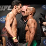 Photos: UFC on Versus 6 Weigh-In