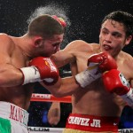 Chavez Electrifies Houston; Stops Manfredo