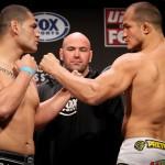PHOTOS: UFC Big Men take Center Stage
