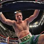 Boxing & the Canon 8-15mm Fisheye