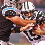 NFL Football: Jets v Panthers