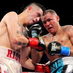 Fight of the Year: Brandon Rios &amp; Mike Alvarado Go to War!